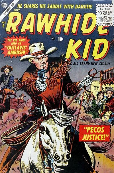 The Rawhide Kid 9