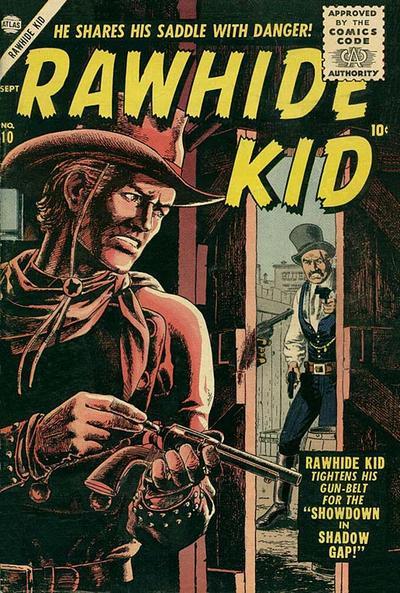 The Rawhide Kid 10