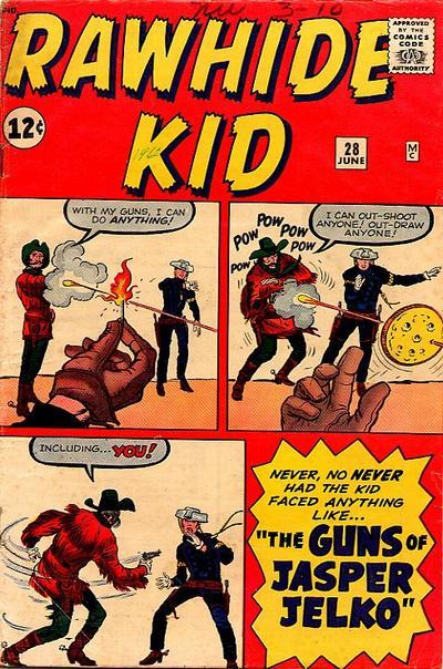 The Rawhide Kid 28