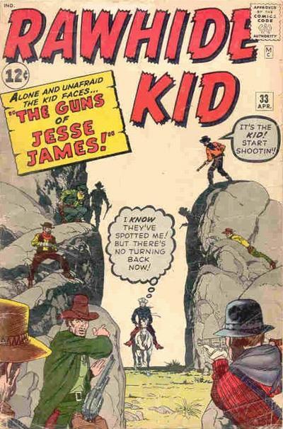 The Rawhide Kid 33