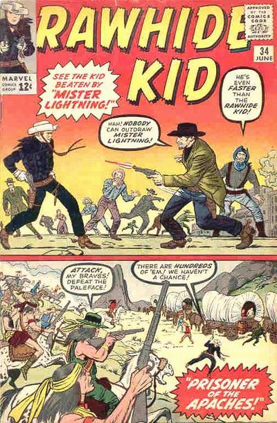The Rawhide Kid 34