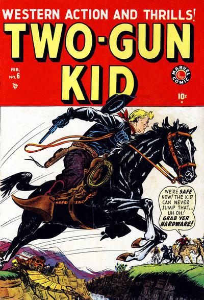 Two-Gun Kid 6