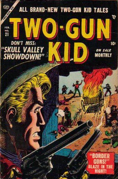 Two-Gun Kid 21