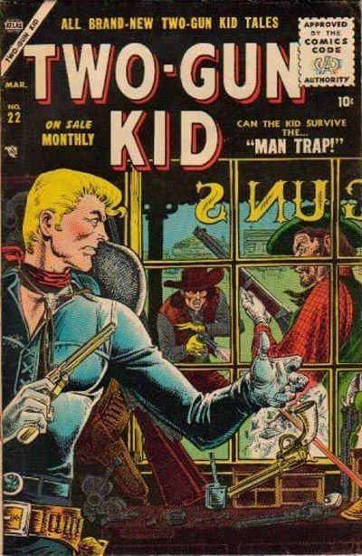 Two-Gun Kid 22