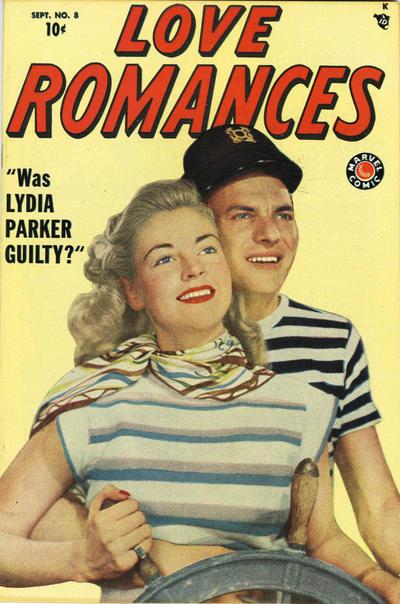 Love Romances 8