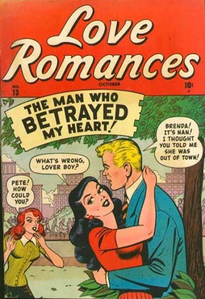 Love Romances 13
