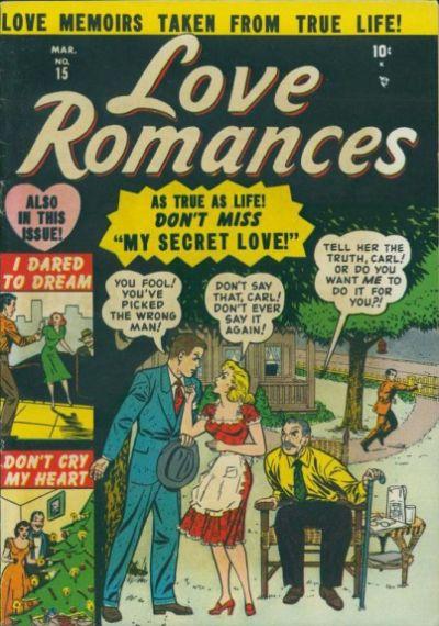 Love Romances 15