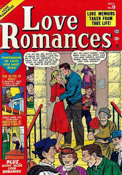 Love Romances 19