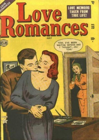 Love Romances 23