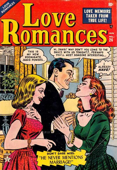 Love Romances 26