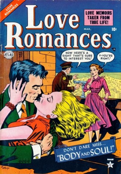 Love Romances 27
