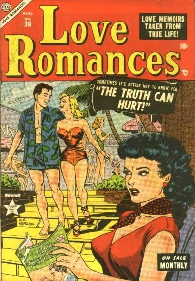 Love Romances 30
