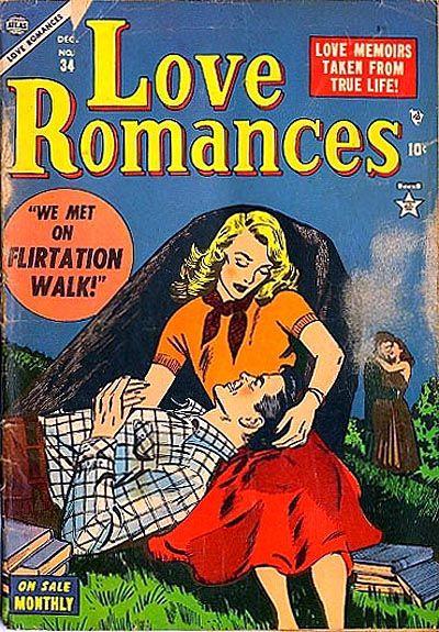Love Romances 34