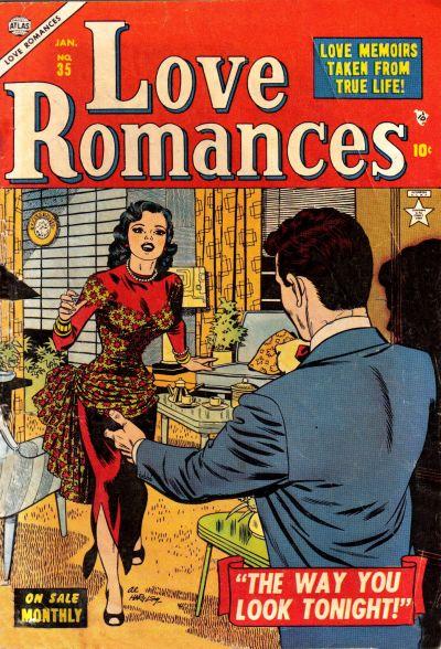 Love Romances 35