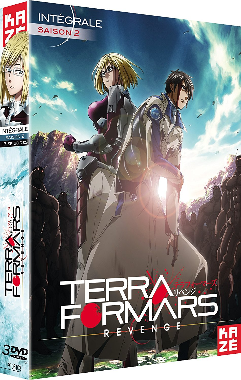 Terraformars Revenge 1