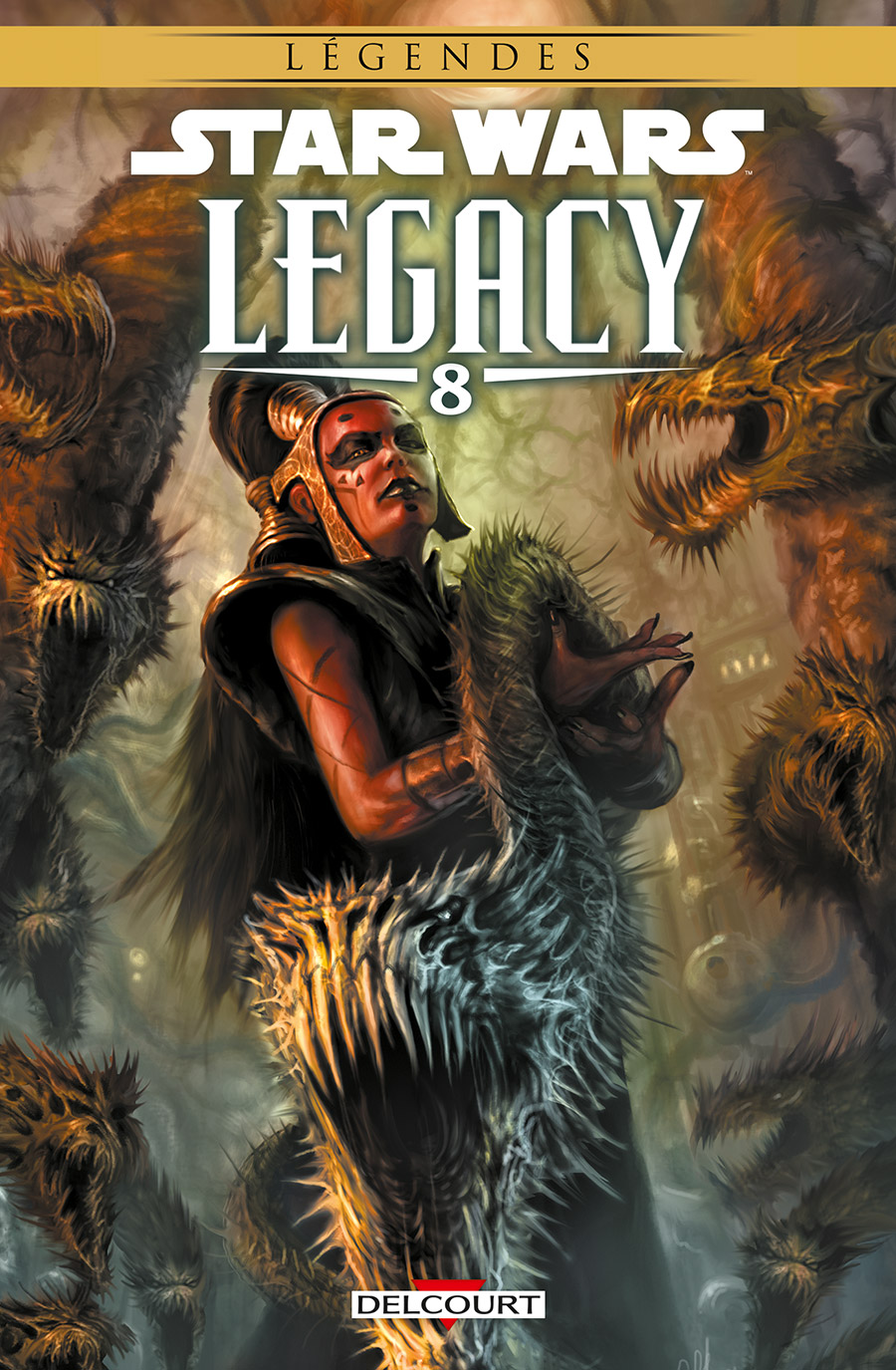 Star Wars - Legacy 8 - Monstre - Réédition Légendes