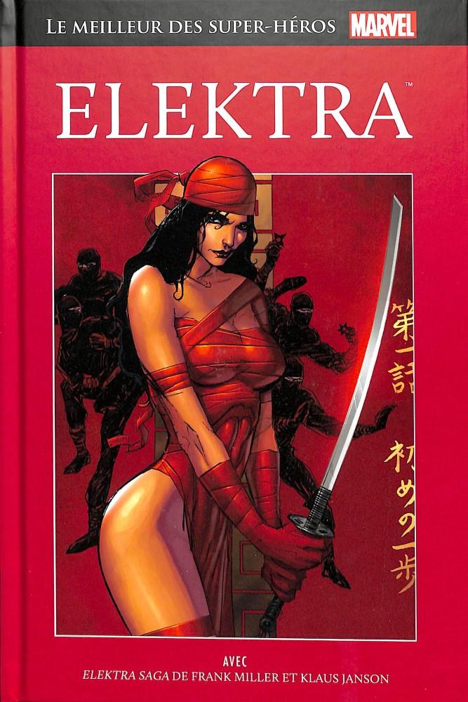 Le Meilleur des Super-Héros Marvel 41 - Elektra