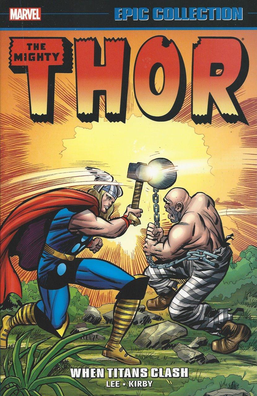 Thor Epic Collection 2 - When Titans Clash