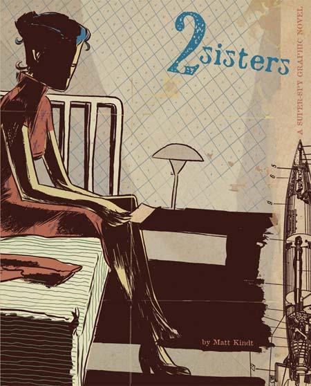 2 Soeurs, un Roman d'Espionnage 1 - 2 Sisters - A Super-Spy Graphic Novel
