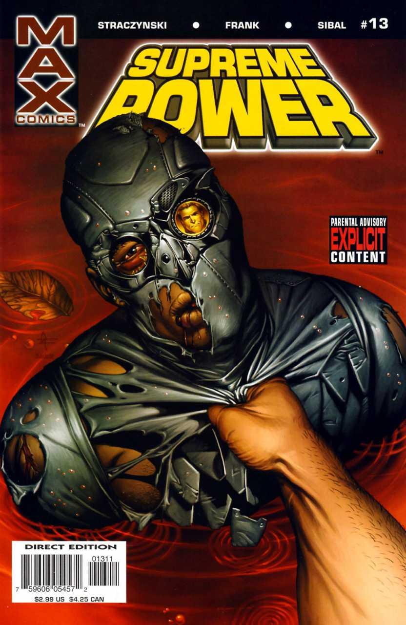 Supreme Power 13 - Natural Orders