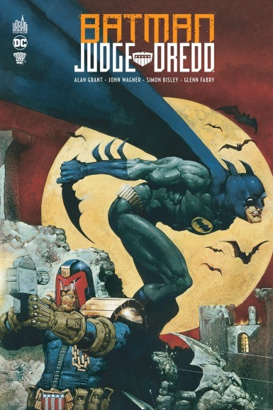 Batman / Judge Dredd 1
