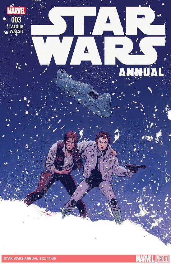 Star Wars 3 - Annual 2017