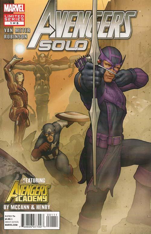 Avengers - Solo 1