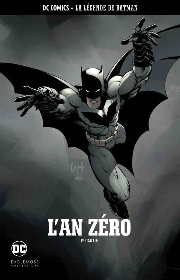 DC Comics - La Légende de Batman 1 - L'An Zéro - 1e partie