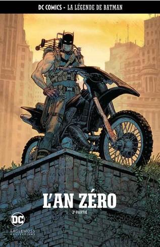 DC Comics - La Légende de Batman 2 - L'An Zéro - 2eme partie