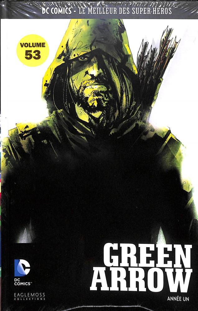 DC Comics - Le Meilleur des Super-Héros 53 - Green Arrow - Année Un