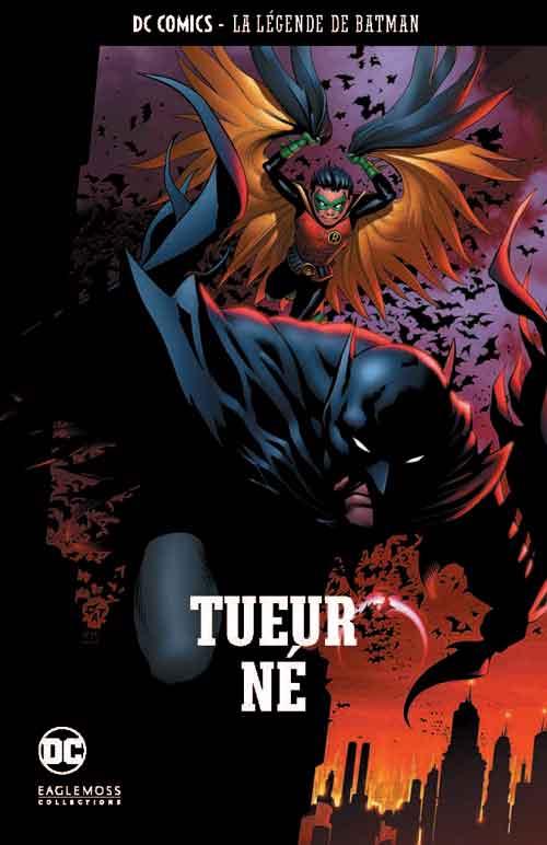 DC Comics - La Légende de Batman 60 - Tueur Né
