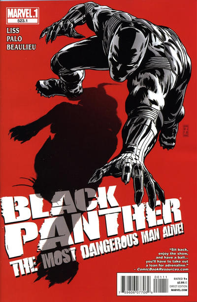Black Panther - The Most Dangerous Man Alive 523.1 - True Sons