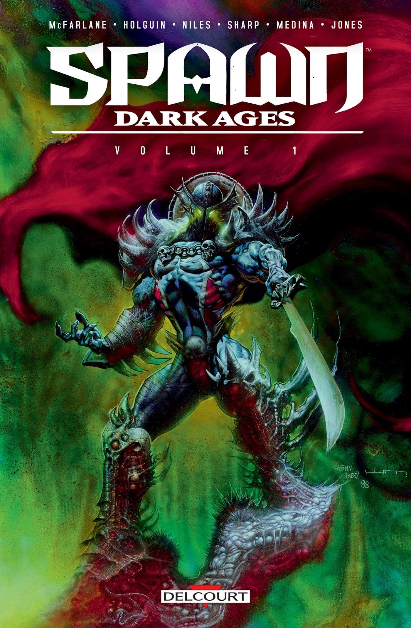Spawn Dark Ages 1 - Volume 1