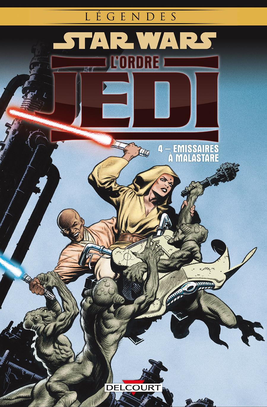 Star Wars - L'Ordre Jedi 4 - Emissaires à Malastare