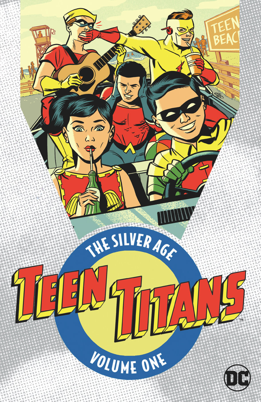 Teen Titans - The Silver Age 1