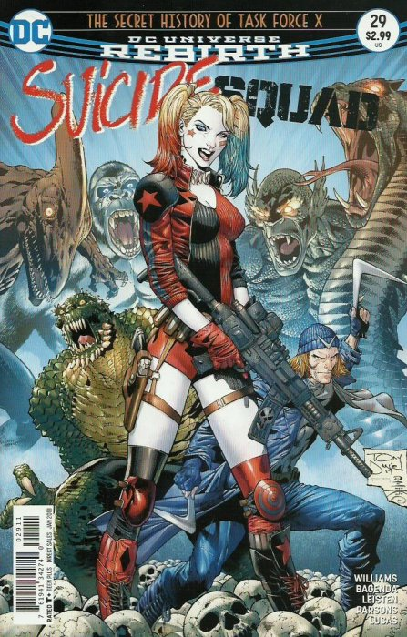 Suicide Squad 29 - The Secret History of Task Force X 3