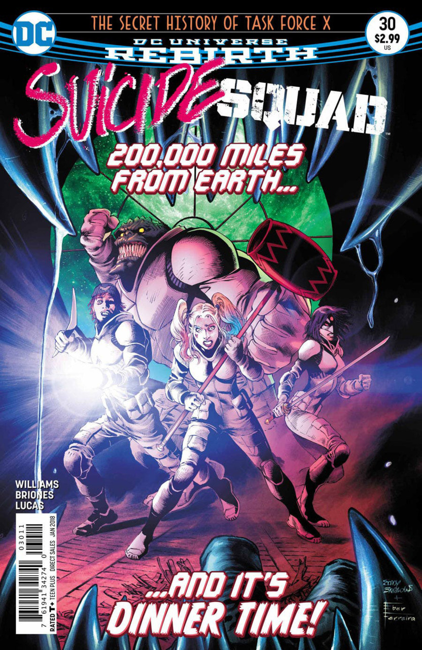 Suicide Squad 30 - The Secret History of Task Force X 4