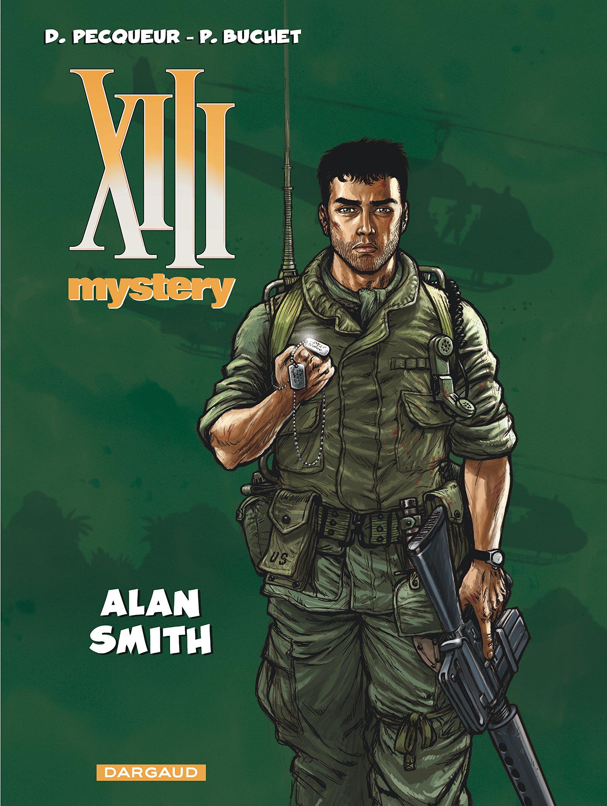 XIII mystery 12 - Alan Smith