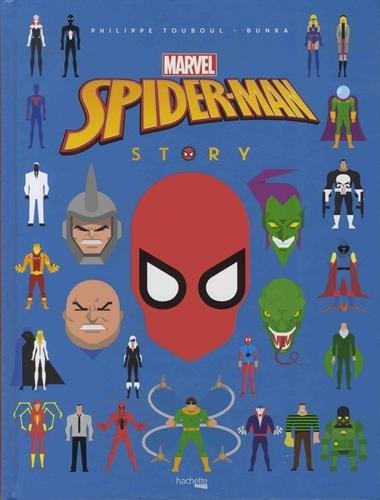 Spider-Man Story 1