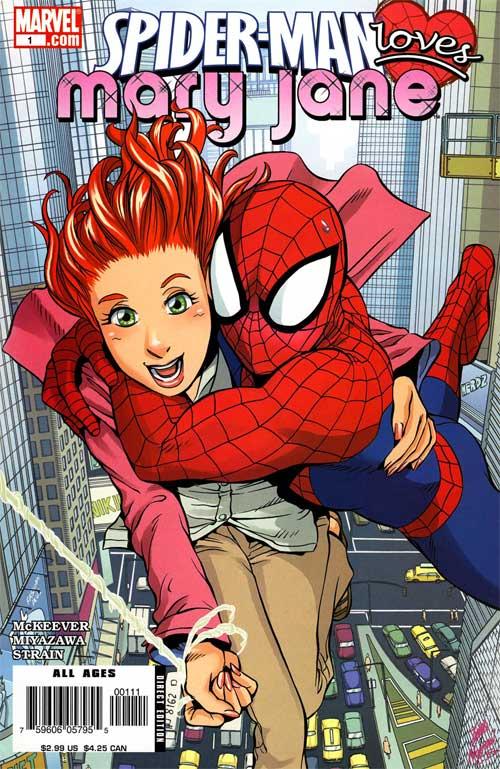 Spider-Man aime Mary Jane 1 - The Boyfriend Thing