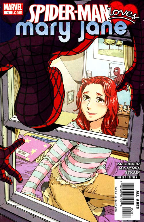 Spider-Man aime Mary Jane 4 - The Fantasy Thing