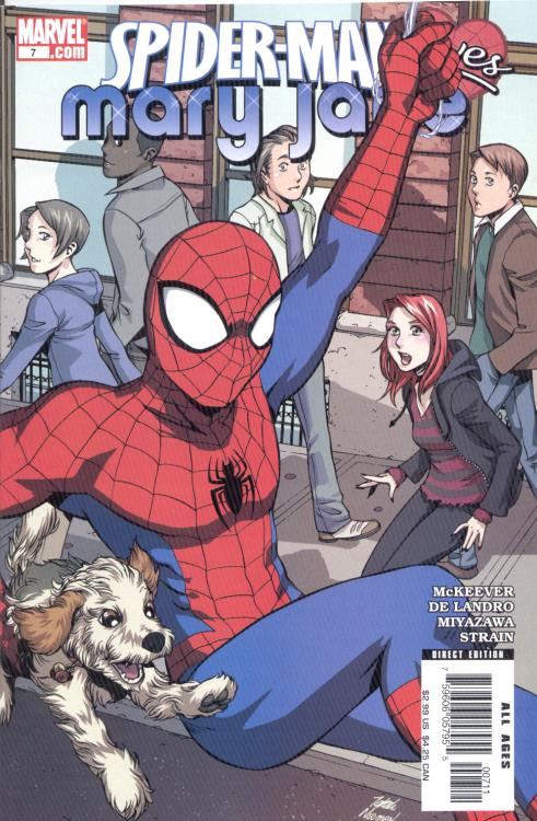 Spider-Man aime Mary Jane 7 - The Origin Thing Part 2