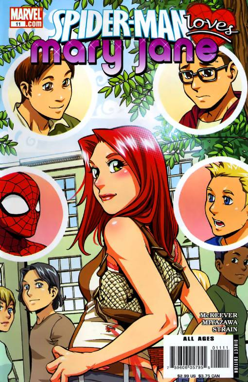 Spider-Man aime Mary Jane 11 - The MJ Thing