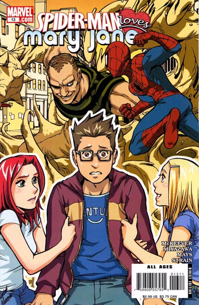 Spider-Man aime Mary Jane 13 - The Parker Thing