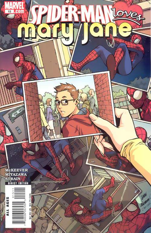 Spider-Man aime Mary Jane 15 - The Goodbye Thing