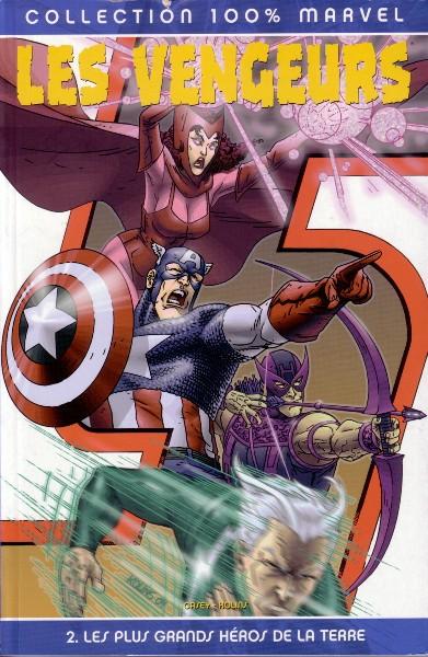 Avengers 2 - Les plus grands héros de la Terre