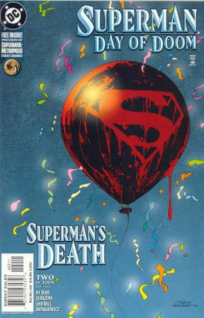 Superman - Jour de deuil 2 - Superman's Death