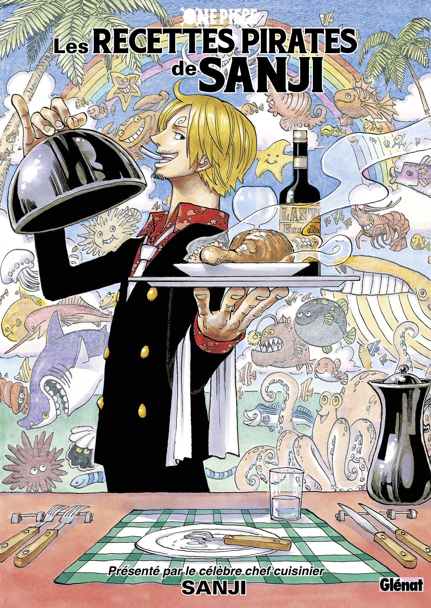 ONE PIECE : Les recettes pirates de Sanji 1