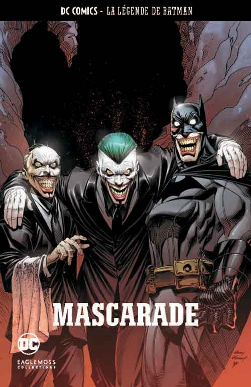 DC Comics - La Légende de Batman 77 - Mascarade