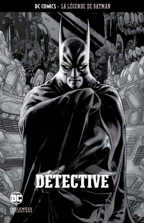 DC Comics - La Légende de Batman 41 - Detective